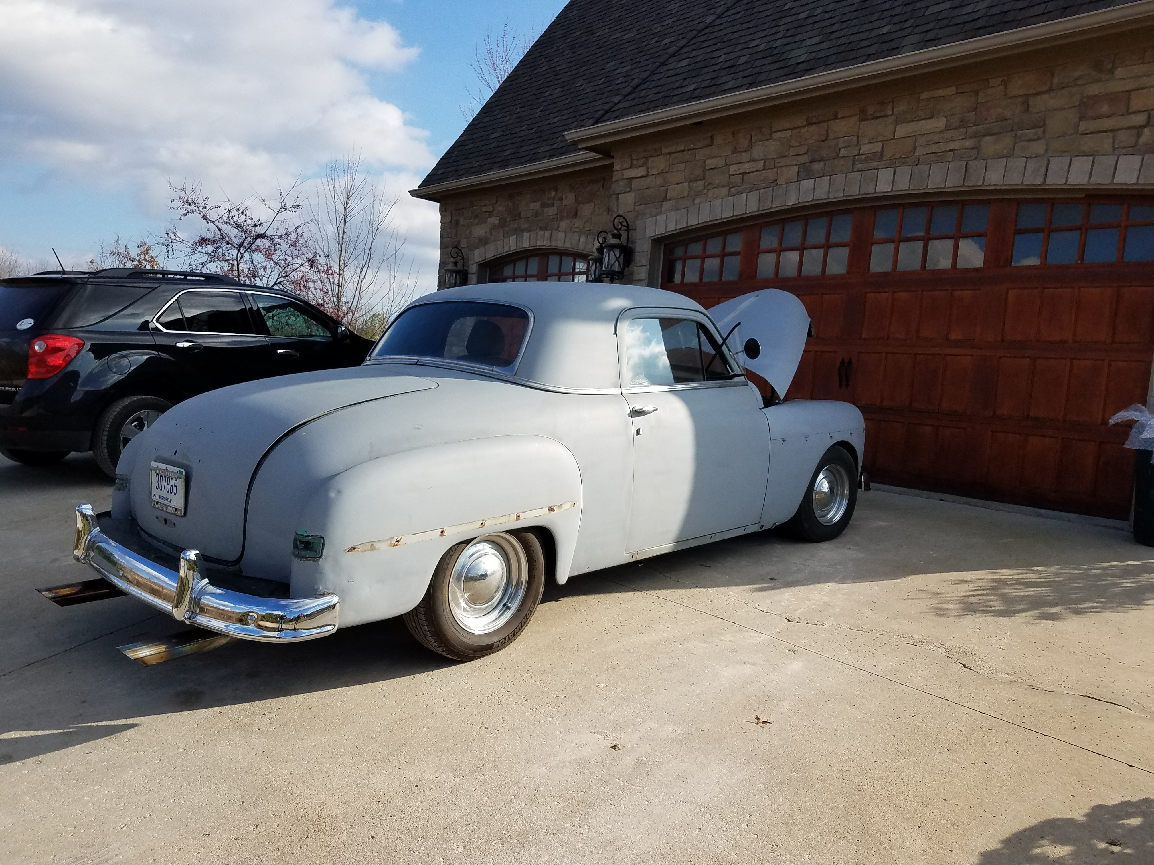 50 Plymouth
