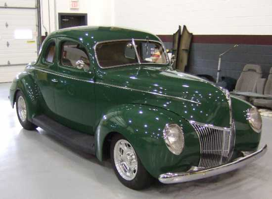 Pro Built 39 Deluxe Coupe